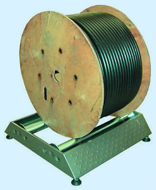 Cable Reel Roller