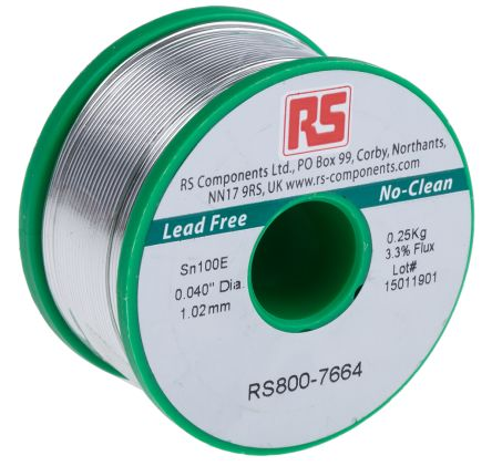 Low-Cost Lead-Free Solder Wire