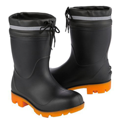 PVC Oil Resistant Safety Boots