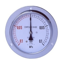 IPT General Pressure Gauge, Embedded Type (D)