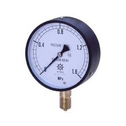 IPT General Vacuum Gauge, Vibration-Proof Type, Rimless Type (A)