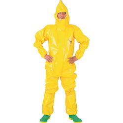 Chemical Protection Clothing, DuPont Tychem BR