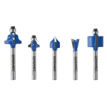 TRIO Specialty Router Bit Kit