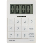 Digital Timer [Cubic] White
