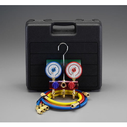 Gauge Manifold Kit with Ball Valve (R410A) EA101TR-5B