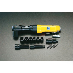 (3/8) Air Ratchet Wrench Kit EA157PA