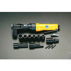 (1/2) Air Ratchet Wrench Kit EA157PB