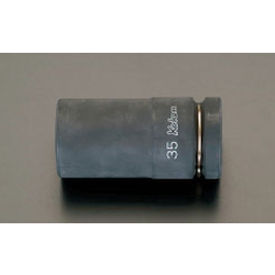 "(1"") Thin Deep Socket For Impact EA164FC-32"