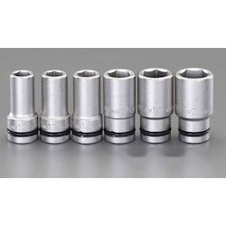 "Impact Socket Set (1/2"") EA164MA-2"