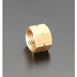 Cap Nut [Left-Hand Screw] For Welding Hose EA300-13B
