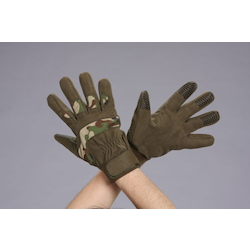 [Camouflage] Leather Gloves (Synthetic Leather) EA353BJ-107