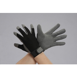 Leather Gloves (Synthetic Leather) EA353BJ-83