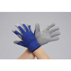 Leather Gloves (Synthetic Leather) EA353BJ-88
