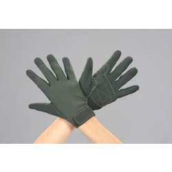 Leather Gloves (Synthetic Leather) EA353BJ-92