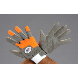 Rescue Leather Gloves EA353BK-1