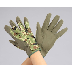 Leather Gloves (Synthetic Leather) EA353CM-1