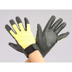 Leather Gloves (Synthetic Leather) EA353J-26A