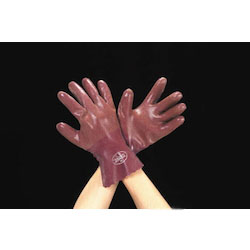 Rubber Gloves with Inside Cloth EA354AK-3