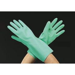 Nitrile Rubber Long Gloves EA354BE-1