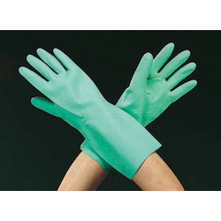 Nitrile Rubber Long Gloves EA354BE-6