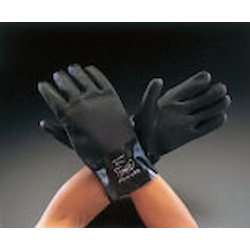 PVC Coated Gloves (Oil-proof & Chemical-proof) EA354BW-10