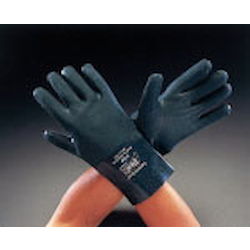 PVC Coated Gloves (Oil-proof & Chemical-proof) EA354BW-12A
