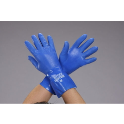 PVC・Nitrile Rubber Gloves EA354DC-73