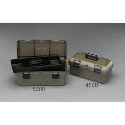[OD Green] Tool Box with Inner Tray EA505K-530D
