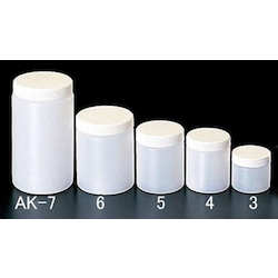 Wide-Mouth Polyethylene Container EA508AK-4