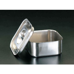 [Stainless Steel] Box (With Lid) EA508SC-12