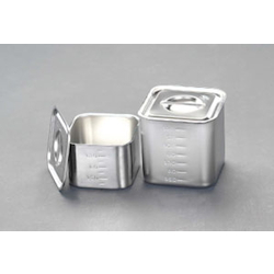 [Stainless Steel] Shallow Box (With Lid) EA508SC-44
