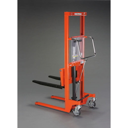 [Mast Type] Step-on Hydraulic Lift [Low Floor] EA520YB-1