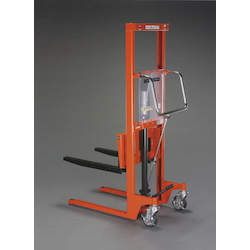 [Mast Type] Step-on Hydraulic Lift [Low Floor] EA520YB-3