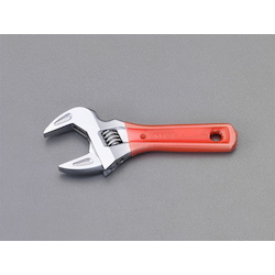 Wide Adjustable Wrench(Short Handle) EA530W-21