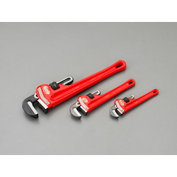 [3 Pcs] Pipe Wrench Set EA546RS