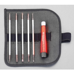 Interchangeable Precision Screwdriver Set EA552-4