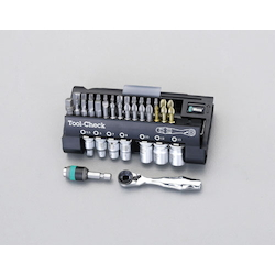Ratchet Driver&Socket Set EA562WB