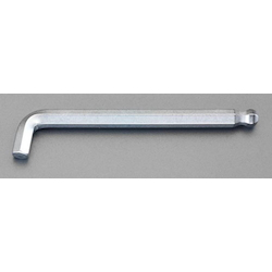 Hexagonal Key Wrench [Short Head][with Ball Point] EA573L-103