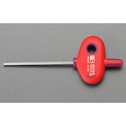 Hex Key T-Type Handle Screwdriver EA573LP-2