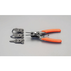 [TITACROM] Snap Ring Pliers Set For Inside & Outside EA590V-1