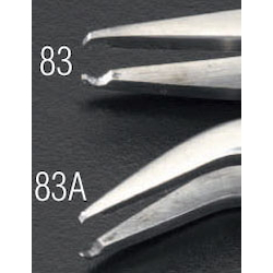 [Stainless Steel] Precision Tweezers EA595AK-83