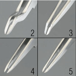 [Stainless Steel] Micro Cutting Tweezers EA595AL-2