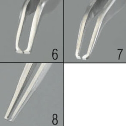[Stainless Steel] Micro Cutting Tweezers EA595AL-7
