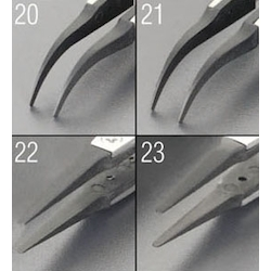 [ESD/Stainless Steel] Tweezers EA595AR-20