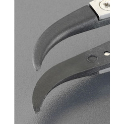 [ESD/Stainless Steel] Reverse Action Tweezers EA595AR-38