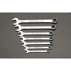 [Stainless Steel] Combination Wrench Set EA614SN