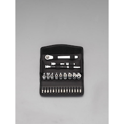 "(1/4"") Socket Wrench Set EA617AG-121"