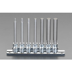 "(3/8"")Hex Bit Socket Set EA617GH-300"
