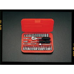 "(1/4"") Socket Wrench Set EA617LB"