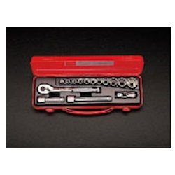 "(3/8"") Socket Wrench Set EA618B-10"